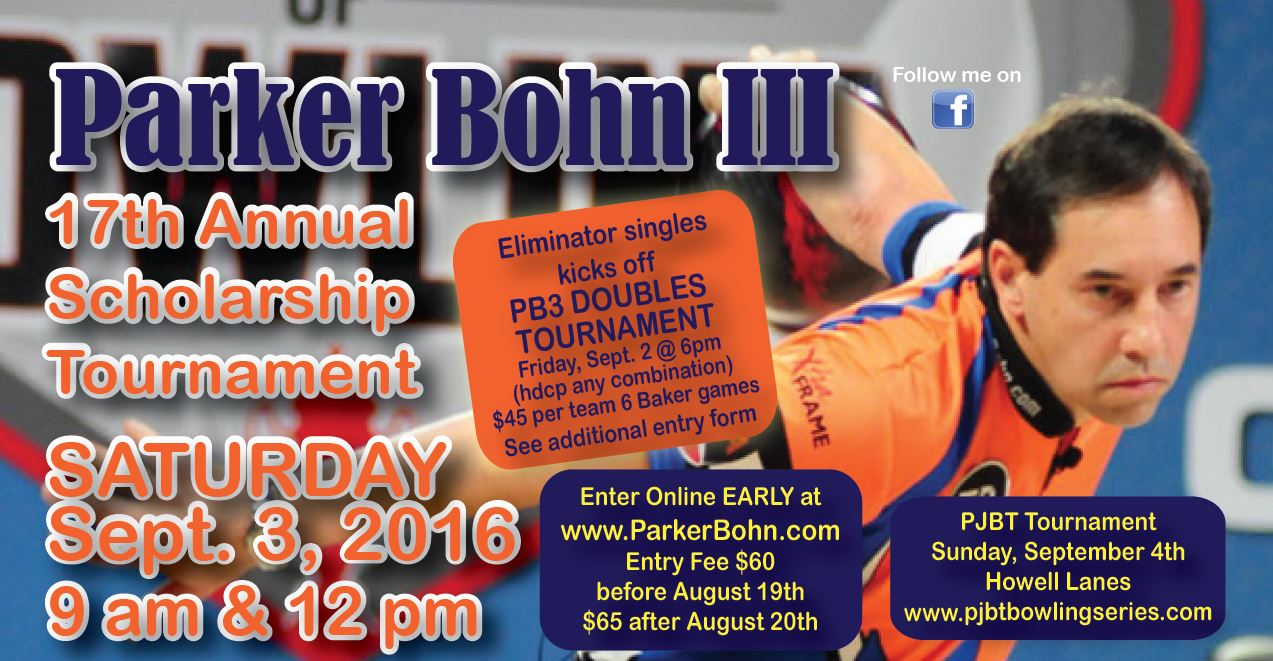 PBIII Junior Scholarship Tournament
